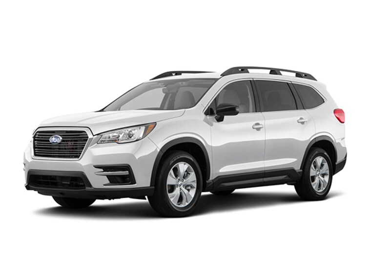New 2019 Subaru Ascent Standard 8-Passenger SUV in Burlington