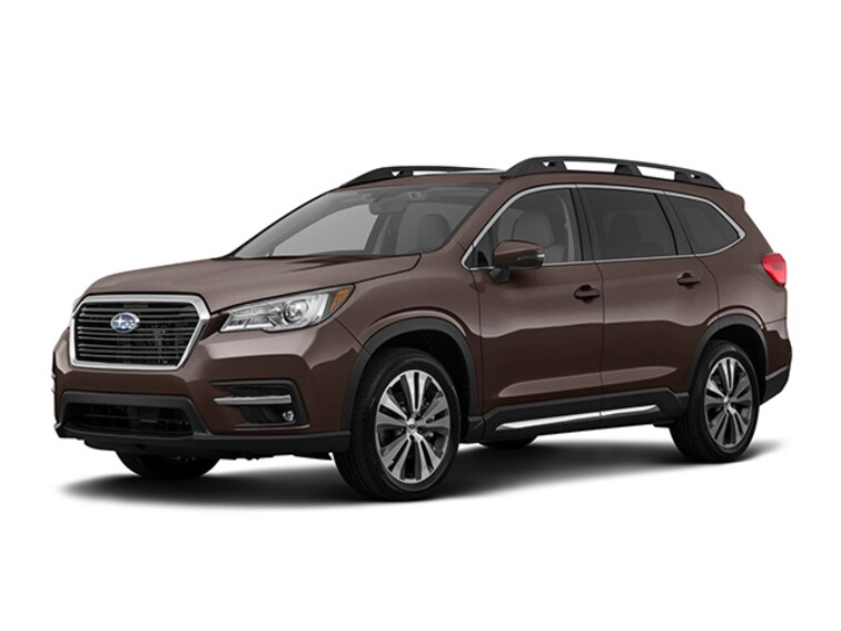 New 2019 Subaru Ascent Limited 7-Passenger SUV 4S4WMAPD8K3446908 for sale in Sioux Falls, SD at Schulte Subaru