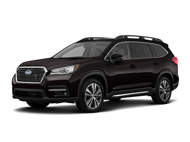 7 Passenger Suv >> New 2019 Subaru Ascent Limited 7 Passenger Suv Crystal Black
