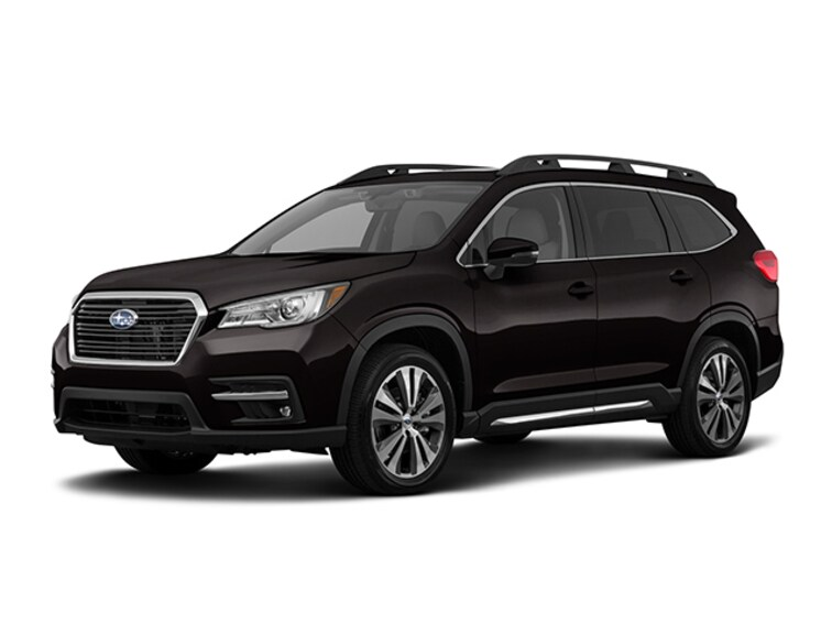 New 2019 Subaru Ascent Limited 7-Passenger SUV Sandy UT