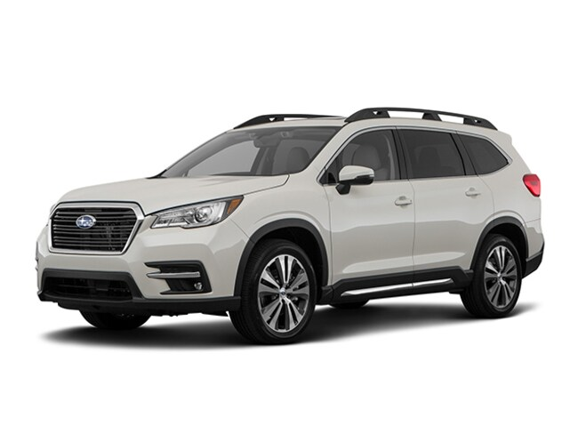 New 2019 Subaru Ascent Limited 7-Passenger SUV Parsippany