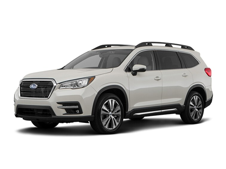 New 2019 Subaru Ascent Limited 7-Passenger SUV 4S4WMAPD0K3444893 in McHenry, IL