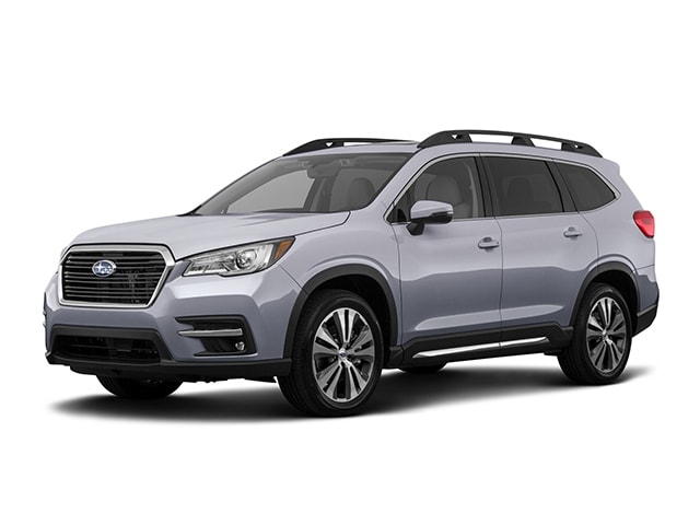 2019 Subaru Ascent Limited 8 Passenger Suv Ice Silver For Sale In