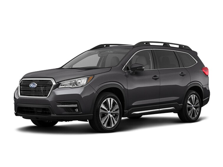 New 2019 Subaru Ascent Limited 8-Passenger SUV In Port Angeles