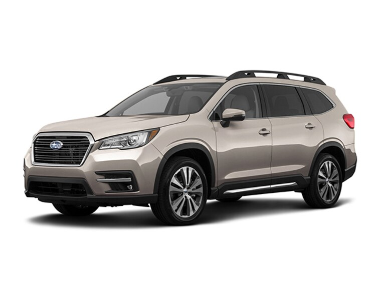 New 2019 Subaru Ascent Limited 8-Passenger SUV in South Portland