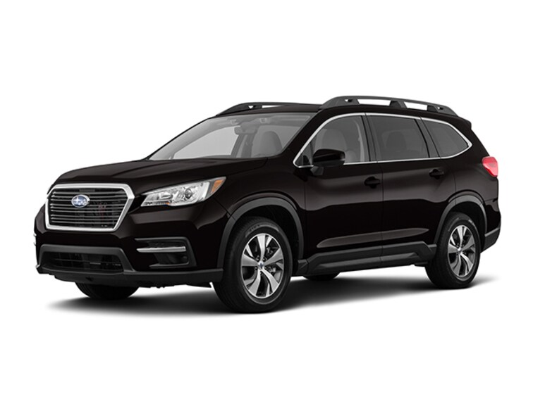 New 2019 Subaru Ascent Premium 7-Passenger SUV in Knoxville TN