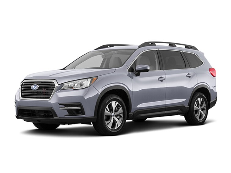 New 2019 Subaru Ascent Premium 7-Passenger SUV Huntington