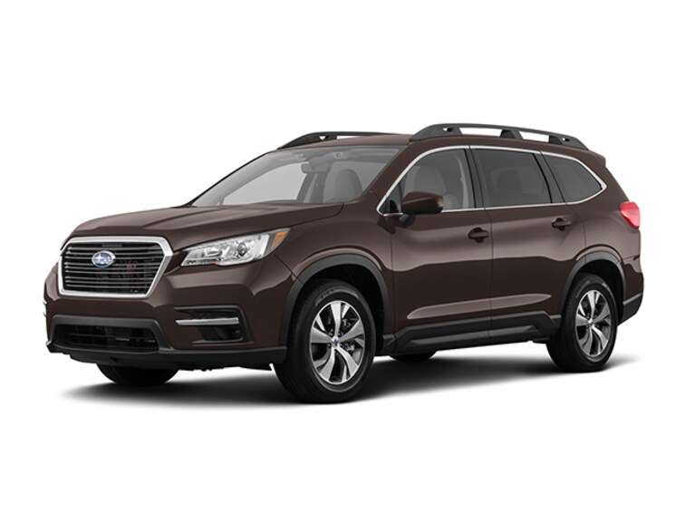 New 2019 Subaru Ascent Premium 8-Passenger SUV in Burlington