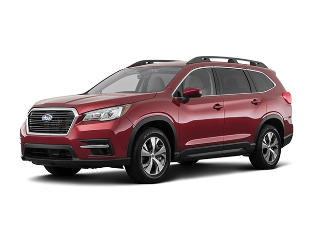 2019 Subaru Ascent vs. 2019 Mazda CX-9