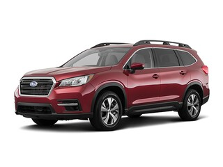 New 2019 Subaru Ascent Premium 8-Passenger SUV L8120 for sale near Cortland, NY