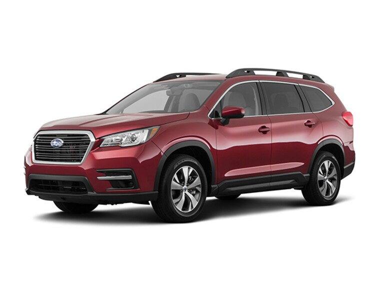 New 2019 Subaru Ascent Premium 8-Passenger SUV in Olathe