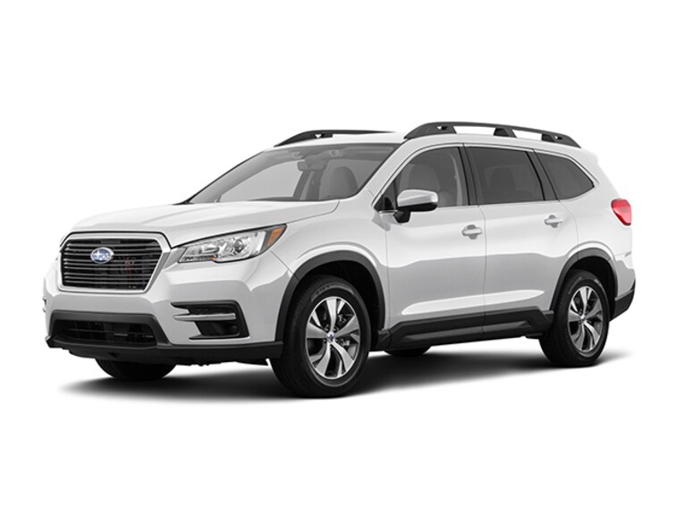 New 2019 Subaru Ascent Premium 8-Passenger SUV in Knoxville TN
