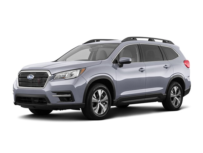 New 2019 Subaru Ascent Premium 8-Passenger SUV for sale in Ogden, UT at Young Subaru