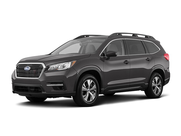 New 2019 Subaru Ascent Premium 8-Passenger SUV in Savoy, IL