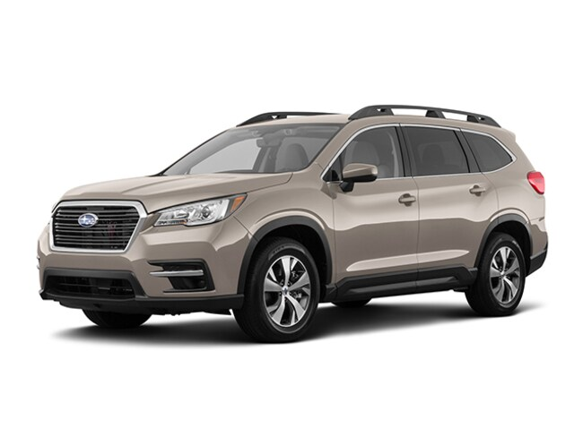 New 2019 Subaru Ascent Premium 8-Passenger SUV Evansville-IN