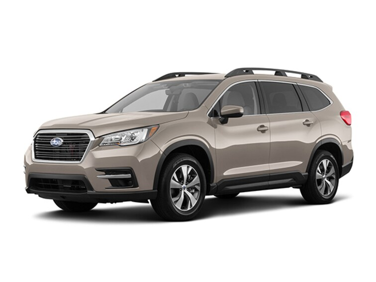 New 2019 Subaru Ascent Premium 8-Passenger SUV in South Portland