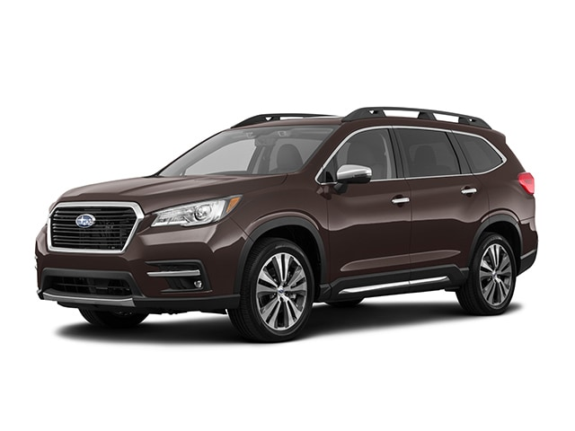 2019 Subaru Ascent vs. 2019 Volkswagen Tiguan