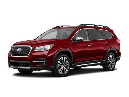 Featured Used 2019 Subaru Ascent Touring 7-Passenger SUV for Sale in Ithaca, NY