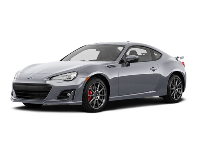 2019 Subaru BRZ Limited 6MT Coupe