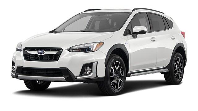 2019 Subaru Crosstrek Hybrid SUV B7635