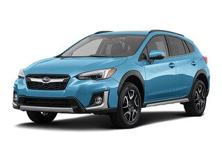 New 2019 Subaru Crosstrek Hybrid SUV SU762 in Webster, NY