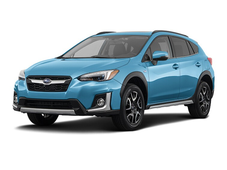 New 2019 Subaru Crosstrek Hybrid SUV in South Portland