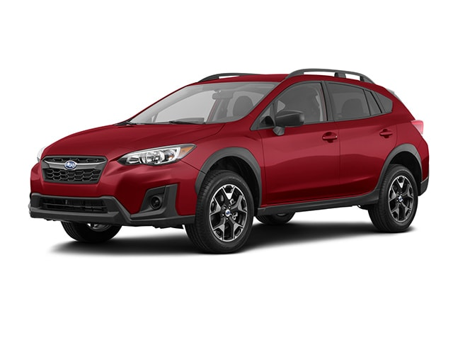 2019 Subaru Crosstrek Lease Deal vehicle image red