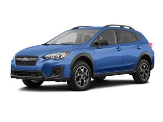 New 2019 Subaru Crosstrek 2.0i SUV JF2GTAAC9K8289745 for sale in Hamilton, NJ at Haldeman Subaru