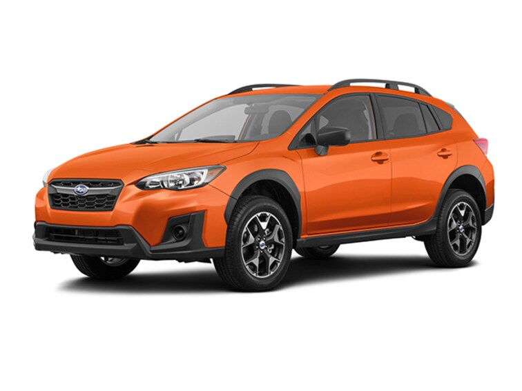 New 2019 Subaru Crosstrek 2.0i SUV for sale near Danbury, Rye, Norwalk, & Greenwich.
