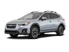 2019 Subaru Crosstrek 2.0i Limited SUV Ice Silver in Pittsfield, MA