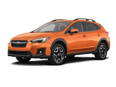 2019 Subaru Crosstrek 2.0i Limited w/Moonroof Eyesight CVT Automatic SUV