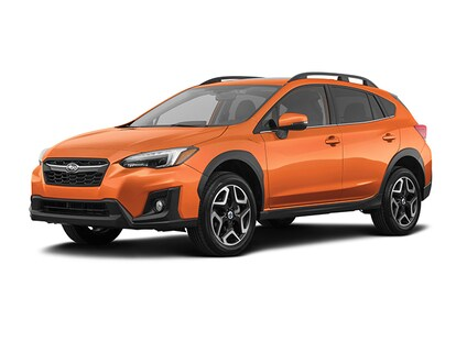 New 2019 Subaru Crosstrek 2 0i Limited SUV Sunshine Orange