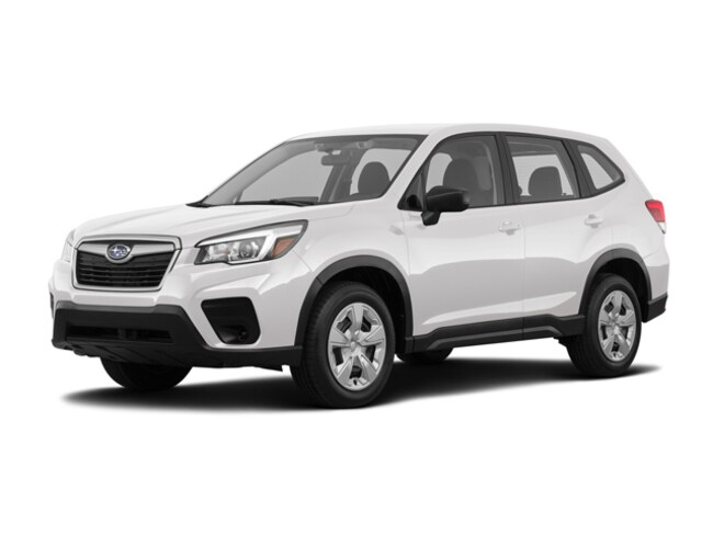 New 2019 Subaru Forester Base Model SUV in Bangor