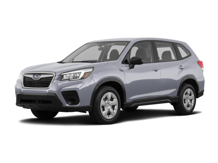 New 2019 Subaru Forester Standard SUV in Whitefish, MT