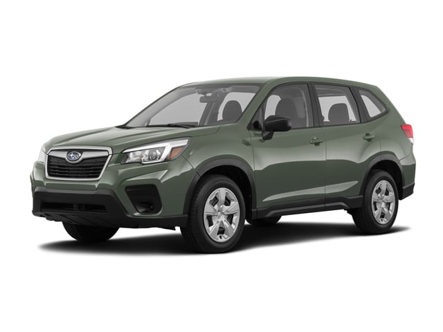 2019 Subaru Forester vs. 2019 Ford Escape