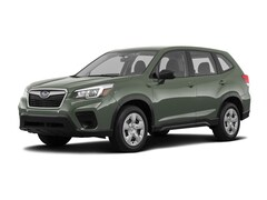 New 2019 Subaru Forester SUV Manchester New Hampshire