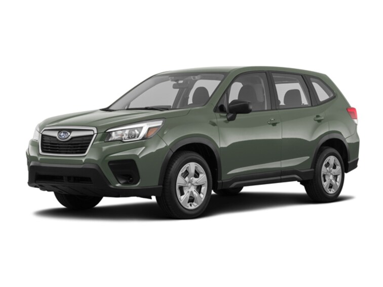 New 2019 Subaru Forester Standard SUV for sale in Idaho Falls, ID