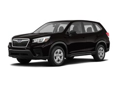 New 2019 Subaru Forester SUV JF2SKAAC0KH427752 in Olathe, KS