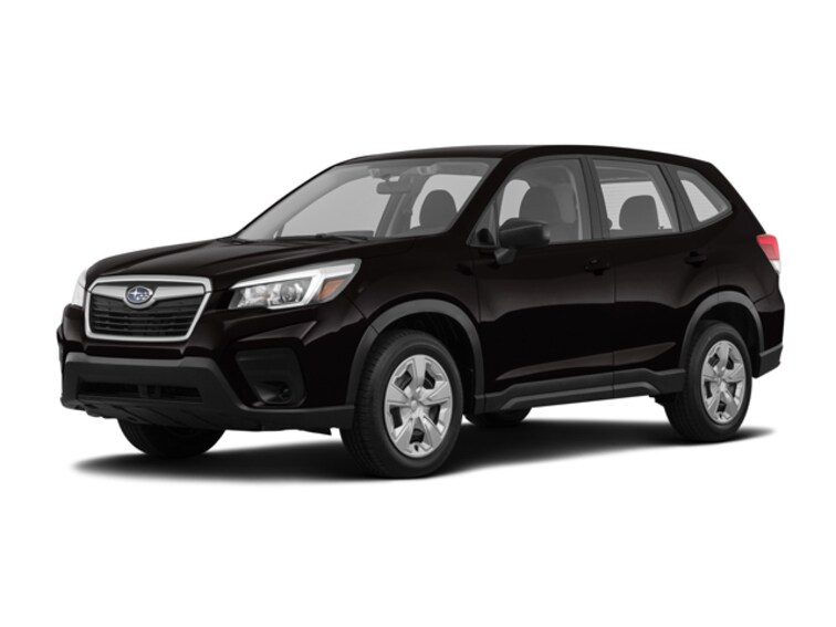 New 2019 Subaru Forester Standard SUV in Napa, CA