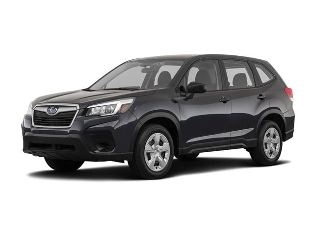 2019 Subaru Forester 2.5I Base CVT SUV