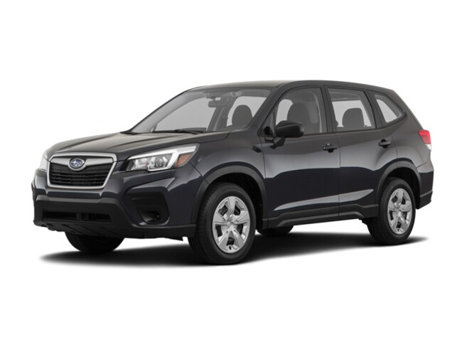 New 2019 Subaru Forester Standard SUV in Berlin CT