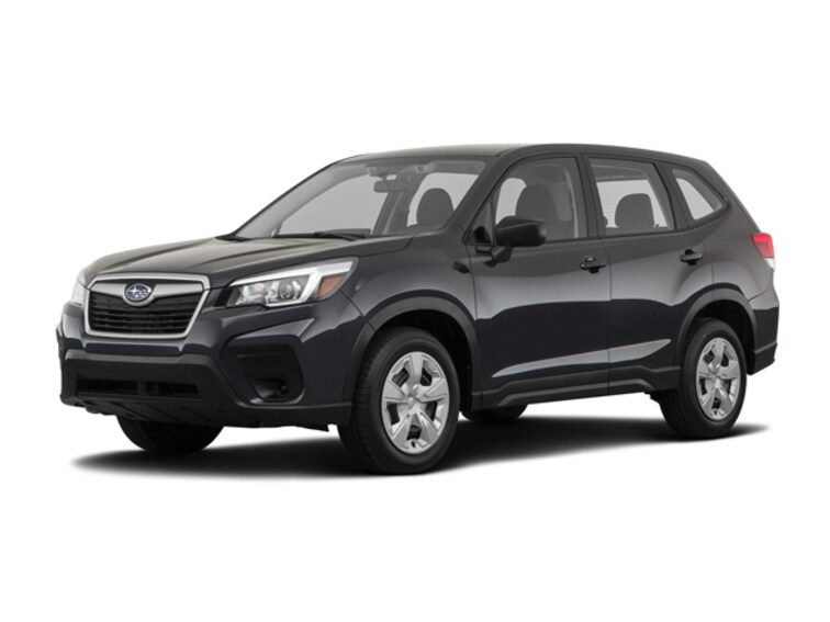 New 2019 Subaru Forester Standard SUV in Burlington
