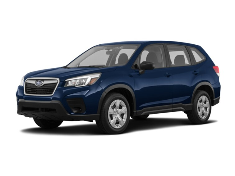 New 2019 Subaru Forester Standard SUV in Wallingford, CT