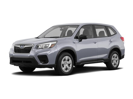 Featured Used 2019 Subaru Forester Base Model SUV for Sale in Potsdam, NY