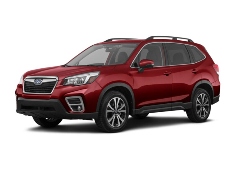 New 2019 Subaru Forester Limited SUV in Santa Fe, NM