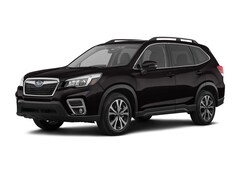 New 2019 Subaru Forester Limited SUV JF2SKAUCXKH566184 in Bryan, Texas