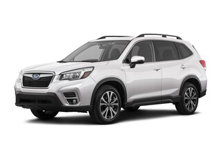 New 2019 Subaru Forester Limited SUV JF2SKAUC5KH451461 for sale in Brockport, NY at Spurr Subaru