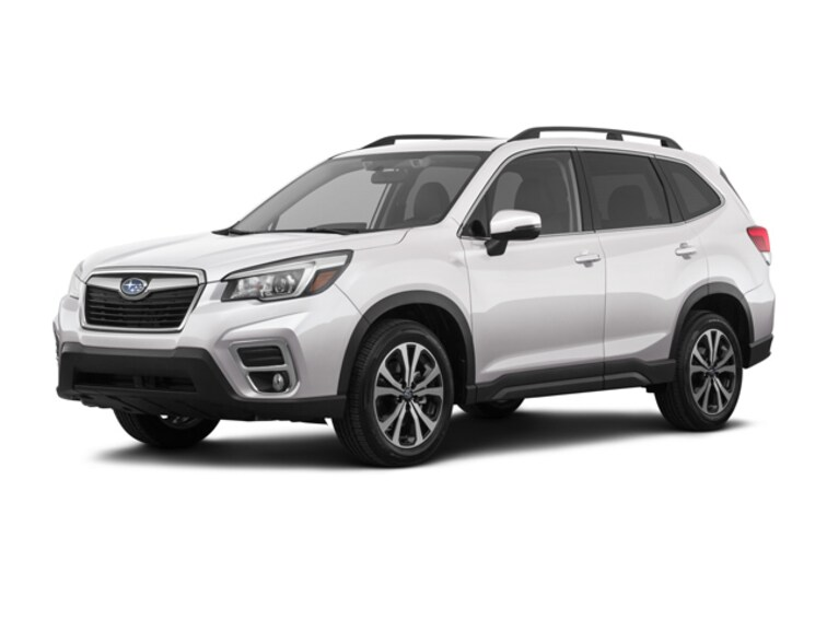 New 2019 Subaru Forester Limited SUV In Port Angeles