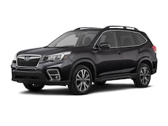 New 2019 Subaru Forester Limited SUV JF2SKAUC8KH556995 Portage, IN