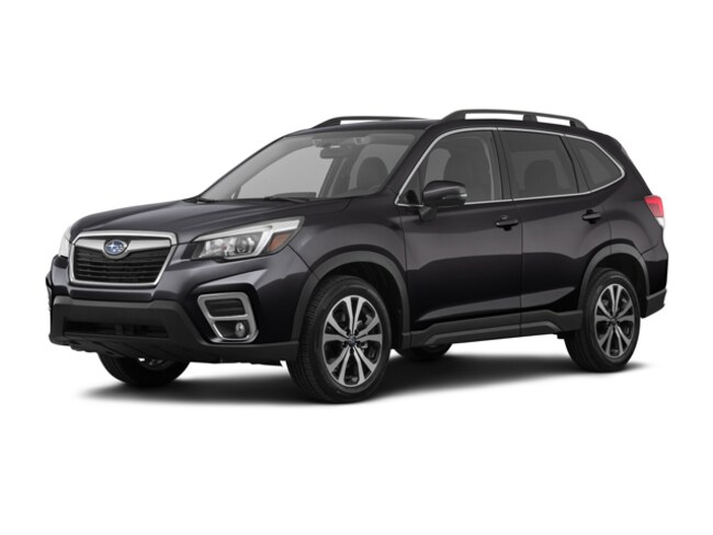 New 2019 Subaru Forester Limited SUV For Sale Charlotte, NC